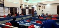 Quatro matérias são lidas na 18ª Sessão Ordinária da Câmara Municipal