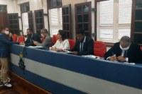 Vereadores aprovam três matérias na 21ª Sessão Ordinária