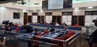 22ª Sessão Ordinária tem dois Projetos de Lei na Pauta para votação