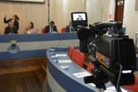 24ª Sessão Ordinária da Câmara Municipal é nesta terça-feira
