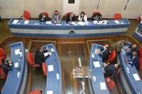 Três matérias são aprovadas na 25ª Sessão Ordinária