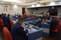 26ª Sessão Ordinária acontece nesta terça-feira