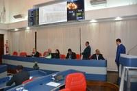 Vereadores aprovam três matérias na 2ª Sessão Ordinária