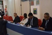 Parlamentares aprovam um Projeto de Lei na 35ª Sessão Ordinária