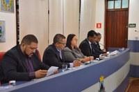 36ª Sessão Ordinária: Legislativo aprova seis Proposituras