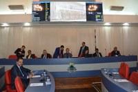 Parlamentares aprovam 17 proposituras na 40ª Sessão Ordinária