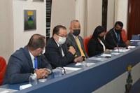 Quatro matérias são aprovadas na 4ª Sessão Ordinária
