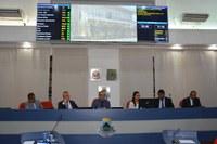 Sete matérias são aprovadas na 6ª Sessão Ordinária da Câmara Municipal