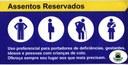 Câmara aprova Projeto de Lei que trata dos assentos preferenciais do transporte público coletivo do Município.