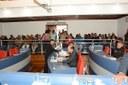 Câmara aprova Projeto de Lei que autoriza o desembarque de passageiros do transporte público fora dos pontos de parada.