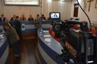 Câmara Municipal realiza 33ª Sessão Ordinária nesta terça-feira
