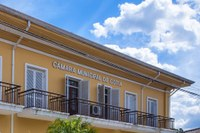 Câmara Municipal realiza 39ª Sessão Ordinária nesta terça-feira