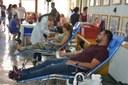 Câmara Municipal sedia campanha de doação de sangue