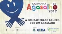 Câmara realiza doações para a Campanha do Agasalho 2017