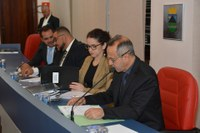 Duas Moções são aprovadas na 37ª Sessão Ordinária da Câmara Municipal