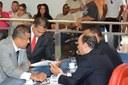 Em Sessão Ordinária, realizada nesta terça-feira, 23, houve aprovação de Projetos do Executivo e do Legislativo