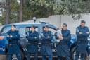 Guardas Civis Municipais são homenageados após realizarem três salvamentos
