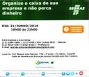 Informação Pública: Palestra para Microempreendedores