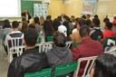 Alunos da E. E. Sidrônia Nunes Pires participam de palestra sobre mercado de trabalho