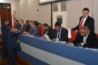 Treze matérias são aprovadas na 22ª Sessão Ordinária da Câmara Municipal