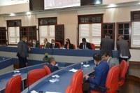 Nove matérias são aprovadas na 20ª Sessão Ordinária da Câmara Municipal