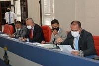 Parlamentares aprovam duas matérias na 2º Sessão Extraordinária