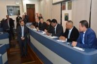 Sete proposituras são votadas na 18ª Sessão Ordinária da Câmara Municipal