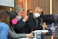 Em reunião com vereadores, Enel se compromete a atender demandas do Município