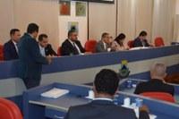 Vereadores aprovam três matérias durante a 19ª Sessão Ordinária