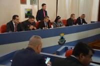 Vereadores aprovam cinco matérias na 32ª Sessão Ordinária