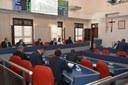 Vereadores aprovam cinco matérias na 40ª Sessão Ordinária