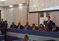 Vereadores aprovam cinco projetos na 35ª Sessão Ordinária