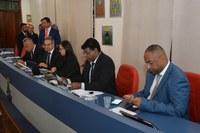 Vereadores aprovam duas matérias na 38ª Sessão Ordinária