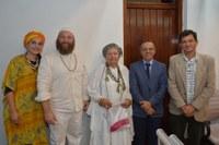 Vereadores prestam homenagem ao Movimento da Cultura de Paz de Cotia
