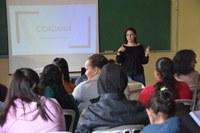 Curso de Iniciação Política reúne cerca de 40 estudantes na E.E. Sidrônia Nunes Pires